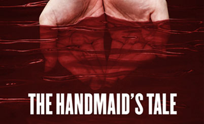 Television poster image for The Handmaid's Tale (series)